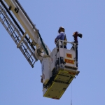 Boom Lift Rental in Gelli 8