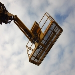 Construction Lifting Equipment in Abertysswg 9