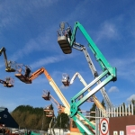 Scissor Lifts Rental in Aldeburgh 5
