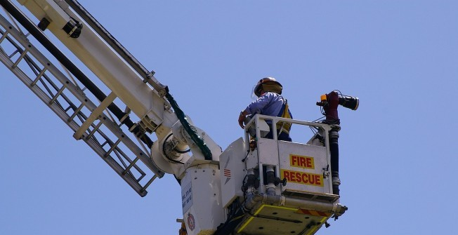 Used Aerial Platforms in Wrexham