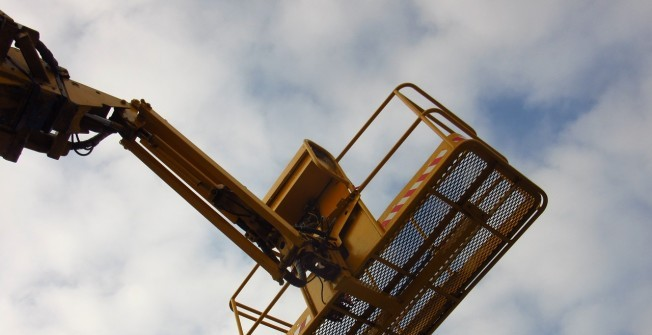 Used Aerial Lifts in Wrexham